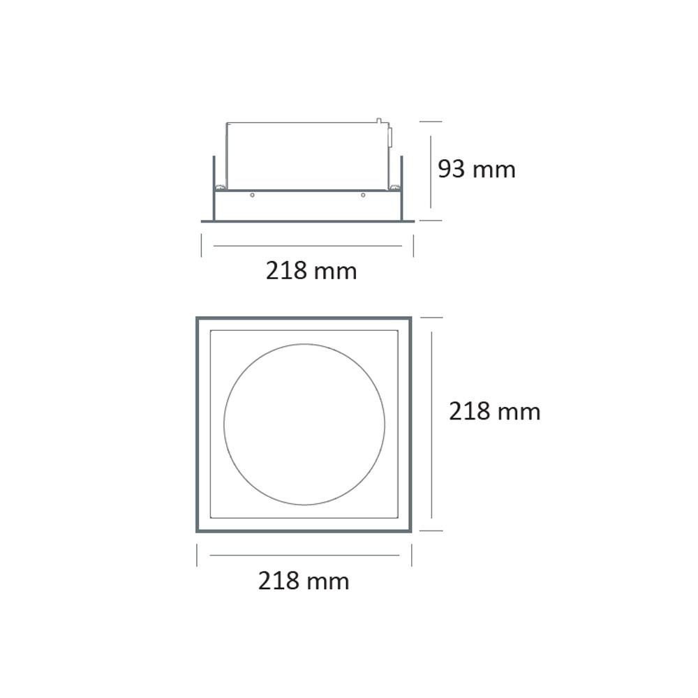 DL-3845-LED-ECO (Schéma)