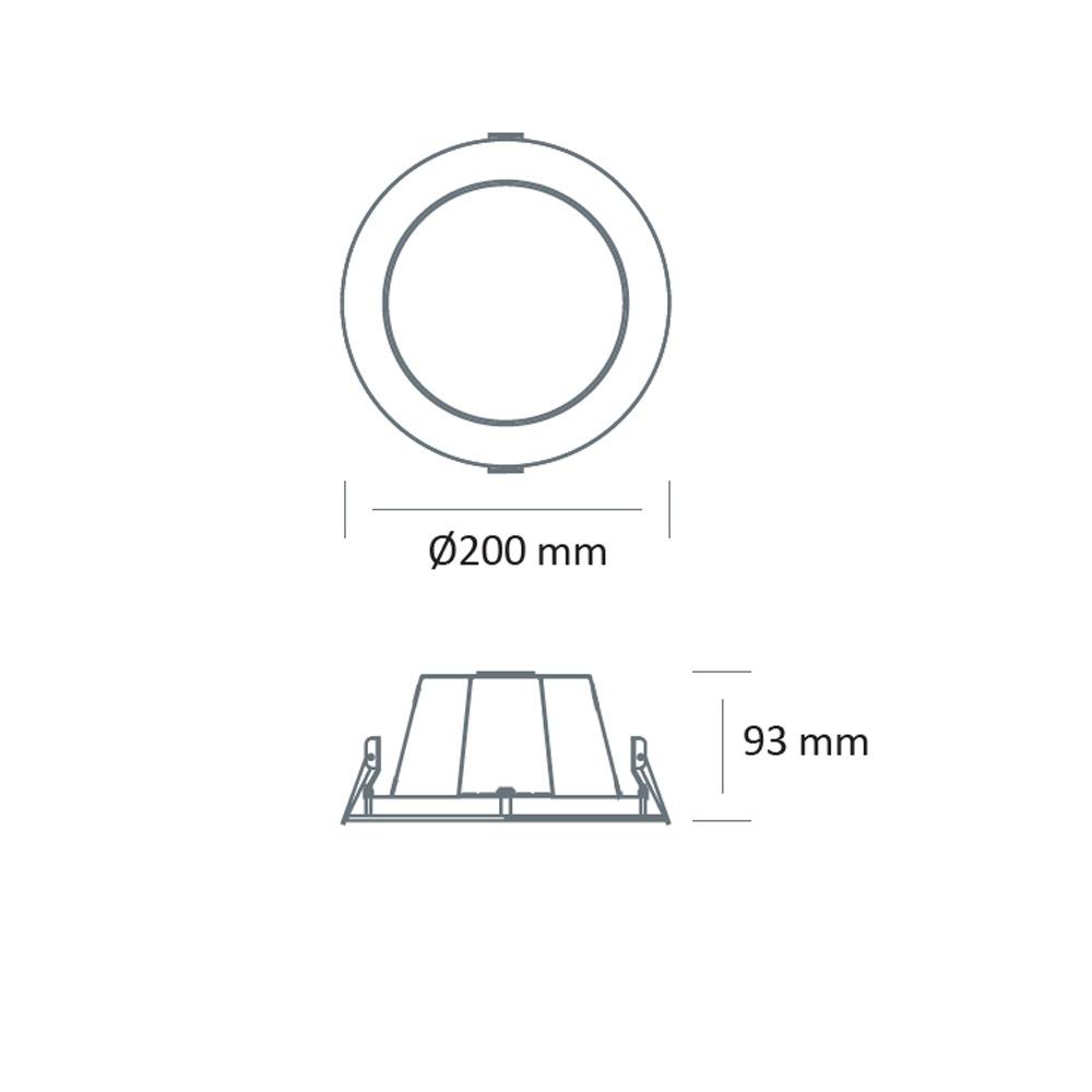 DL-3921-LED-ECO (schéma)