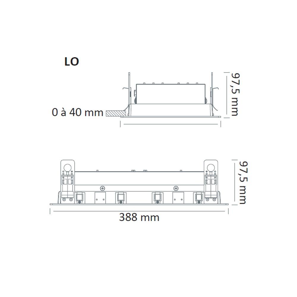 LE-3845-LED (schéma)