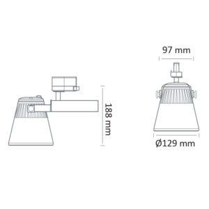 PR-2041-A1-LED (schéma)