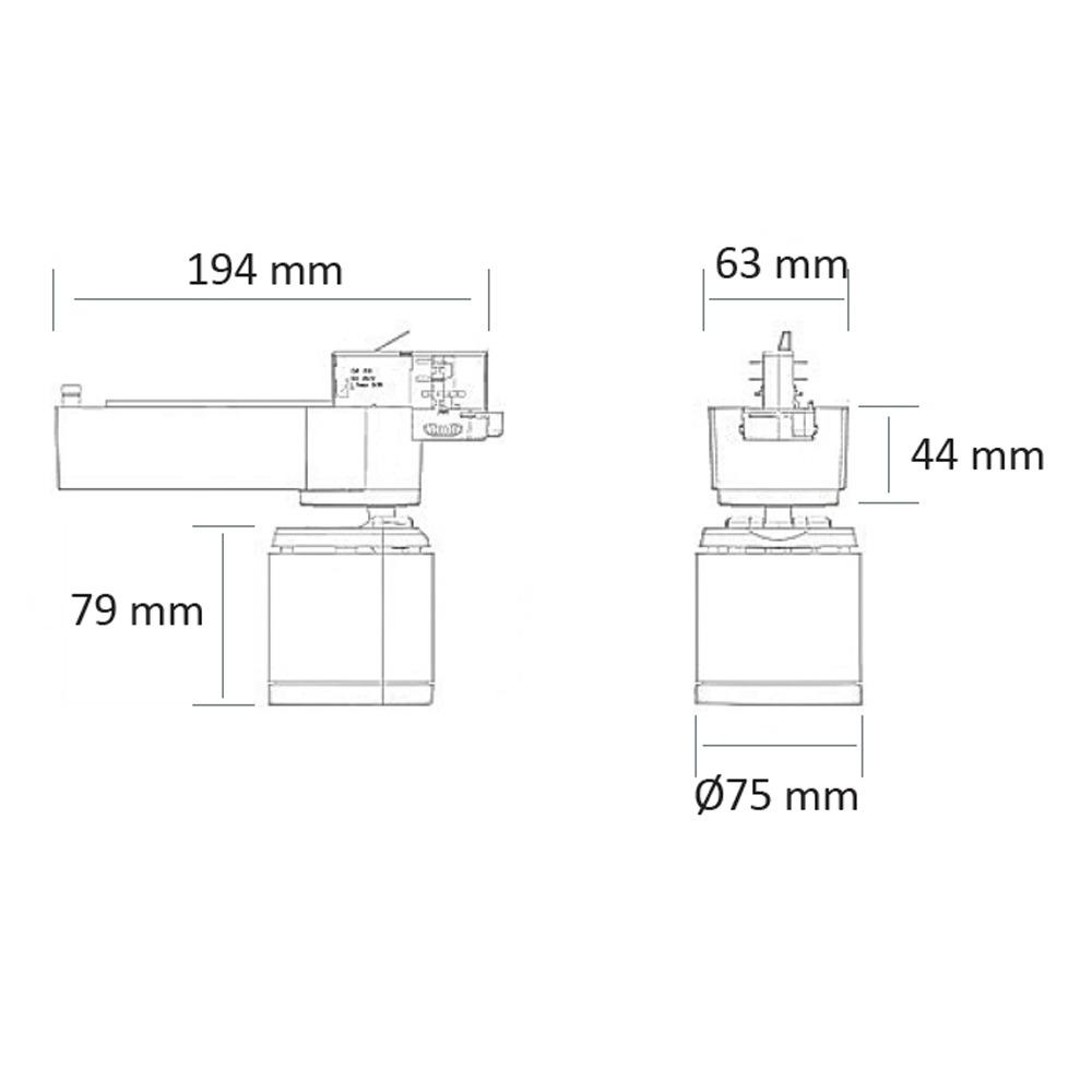 PR-2066-LED (schéma)