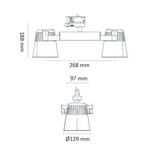 PR-2041-A2-LED (schéma)