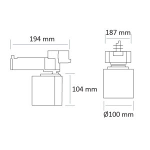 PR-2075-LED (schéma)