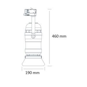 PR-3008-LED-PAR46 (schéma)