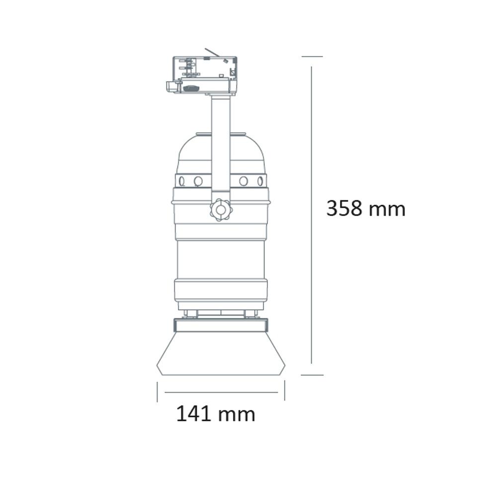 PR-3008-LED-par 30 (schéma)