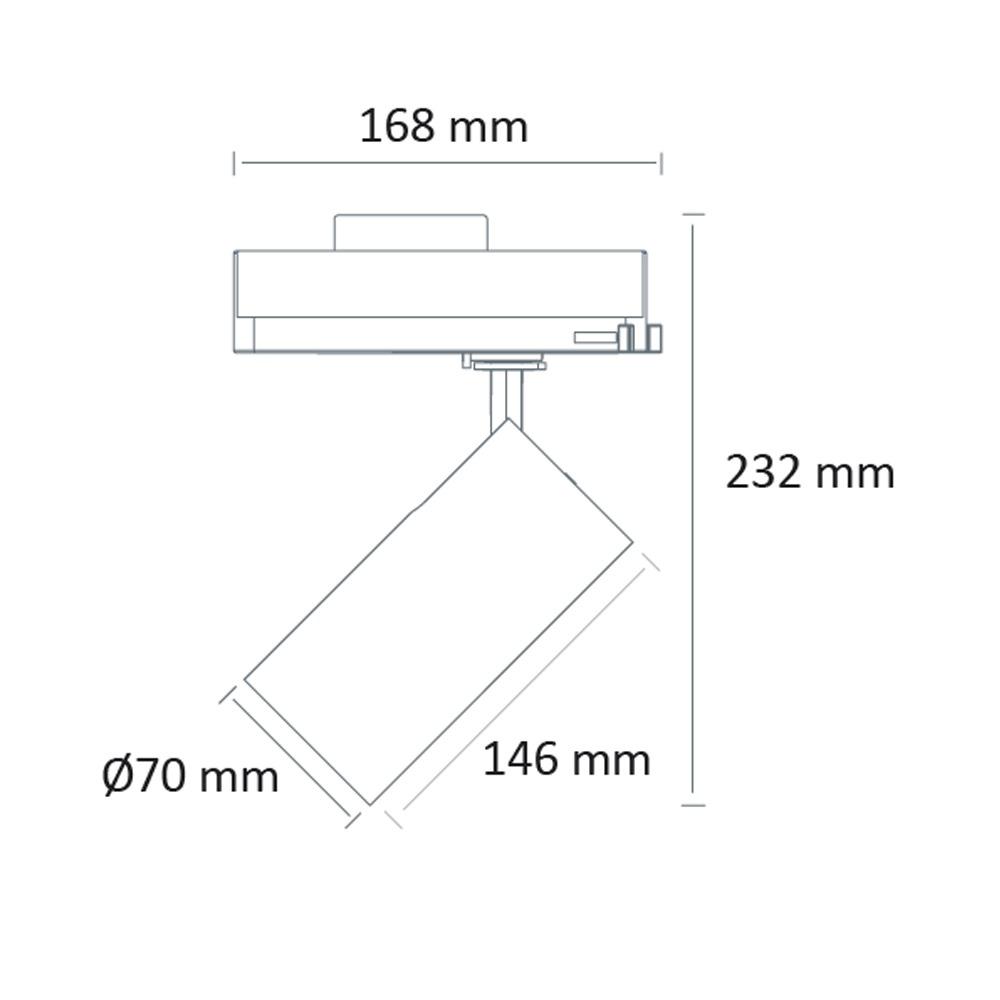 PR-3951-B-LED (schéma)